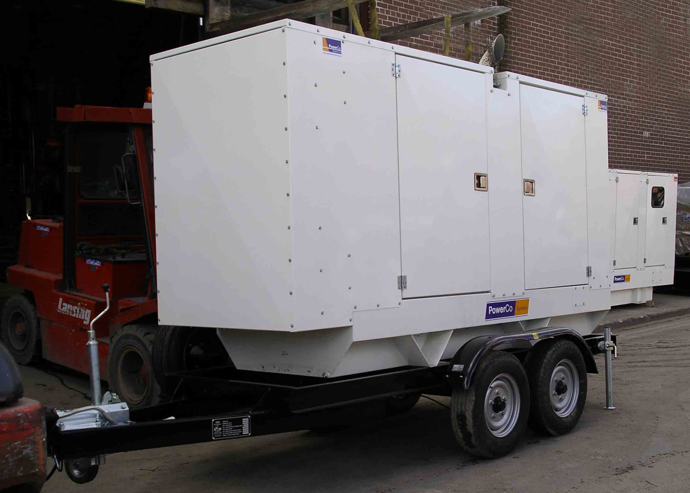PowerCo Systems International Manufacturers of sel generator sets